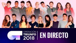 Spain - Operación Triunfo Gala 4