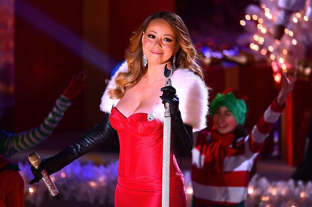 Mariah Carey's seasonal smash hit