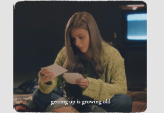 victoria growing up is getting old