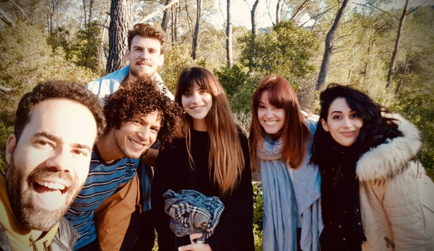 eurovision french artists support Barbara Pravi